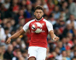 Alex Oxlade-Chamberlain set for switch to Liverpool