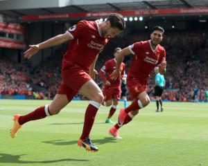 Liverpool secure Champions League football with final-day victory over Boro
