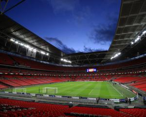 Tottenham delay decision on playing home games at Wembley until end of April