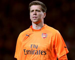 Wojciech Szczesny in Turin for Juventus medical