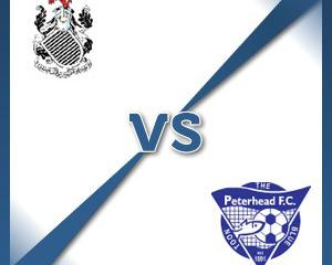 Queens Park V Peterhead - Follow LIVE text commentary