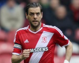 Woodgate returns to Boro as first-team coach