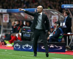 Pep Guardiola stands by tactics after Man City exit Champions League