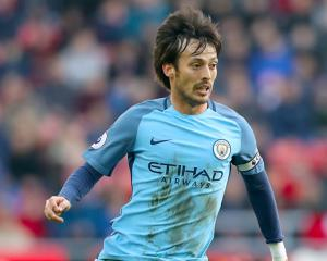 David Silva: Man City coming in to form at the right time
