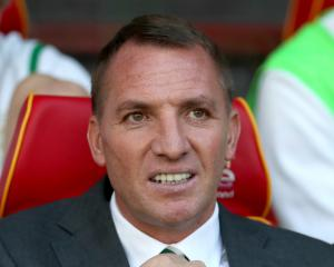 Celtic boss Brendan Rodgers set to sign a new striker