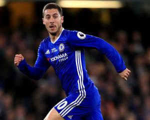 Chelsea wait to discover how long fractured ankle will sideline Eden Hazard for