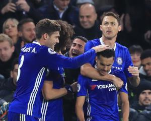 Chelsea hit back to extend Tottenham's wait for a win at Stamford Bridge