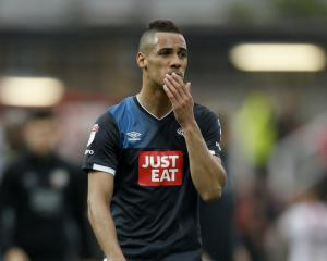 Huddersfield sign Tom Ince from Derby