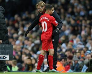 Jurgen Klopp confident Philippe Coutinho sees his future at Liverpool