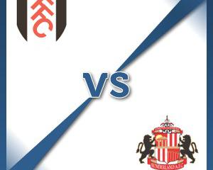 Fulham V Sunderland at Craven Cottage : Match Preview