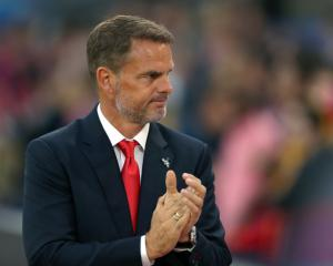 Frank de Boer hopes to see Crystal Palace gain confidence from win over Ipswich