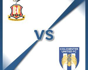 Bradford V Colchester at Coral Windows Stadium : Match Preview