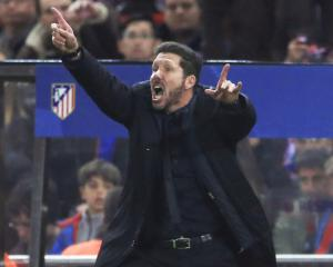 Diego Simeone delighted as his Atletico Madrid side reach Champions League final