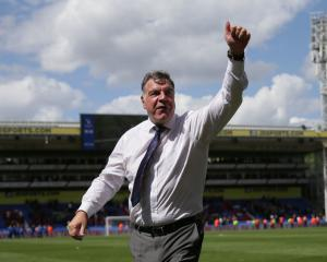 Allardyce has 'no ambitions' to manage again after leaving Crystal Palace