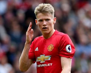 Scott McTominay eager to make his mark at Manchester United