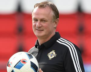 Michael O'Neill relishing Northern Ireland's all-British tie with Wales