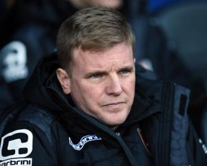 Eddie Howe sees Bournemouth's lack of cutting edge exposed by ruthless Stoke