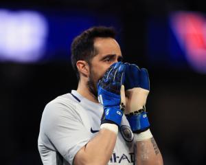 Pep Guardiola praise for under-fire goalkeeper Claudio Bravo