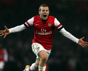 Jack Wilshere: Hunger is back despite red card
