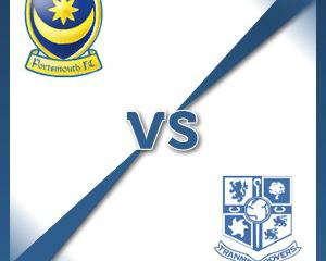 Portsmouth V Tranmere at Fratton Park : Match Preview
