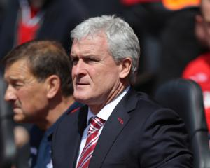Mark Hughes is staying at Stoke but Glenn Whelan could leave - Peter Coates