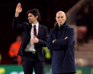 Swansea boss Bob Bradley is still looking positively at the future