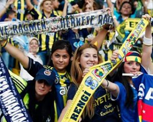 Women and kids only as Fenerbahce ban men
