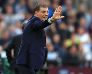 West Ham starting to feel at home at the London Stadium says Slaven Bilic