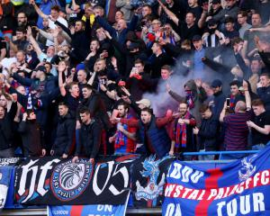 Police warn football fans over the dangers of pyrotechnics