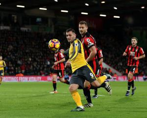 Lucas Perez strike was pure class - Arsenal manager Arsene Wenger