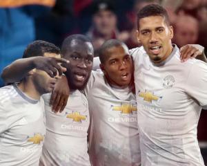 Romelu Lukaku continues fine start as Manchester United hammer CSKA Moscow