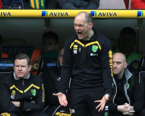 Alex Neil frustrated as