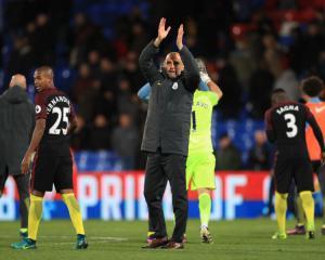 Manchester City boss Pep Guardiola happy to avoid Bayern Munich in last 16