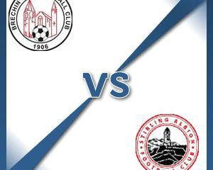 Brechin V Stirling at Glebe Park : Match Preview