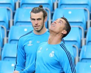 Ronaldo And Bale back To Boost Real Madrid Record Bid