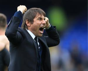 Chelsea have had to be great to get the better of Spurs, says Antonio Conte