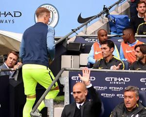 Joe Hart's Manchester City Future Remains Unclear