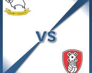 Derby V Rotherham at The iPro Stadium : Match Preview