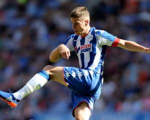 Ryan Colclough bags Wigan double before dashing off in time for birth of his son