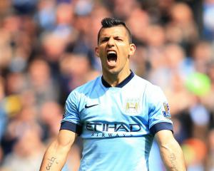 Red meat off the menu for Aguero