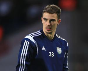 Southampton sign former West Brom goalkeeper Jack Rose after trial