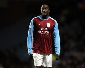 Heskey training with Bolton