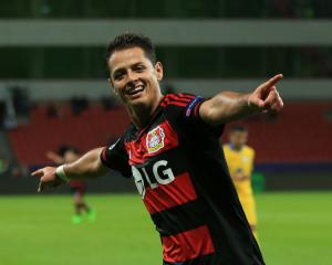 Roger Schmidt hails striker Javier Hernandez ahead of Champions League clash