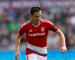 Stewart Downing not giving up hope on Middlesbrough survival