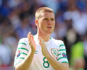 James McCarthy ruled out of the Ireland's World Cup qualifier in Serbia