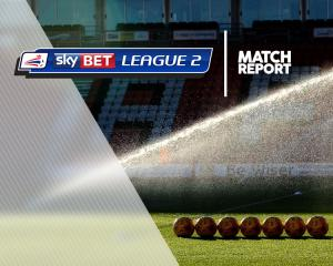 Grimsby 0-3 Hartlepool: Match Report