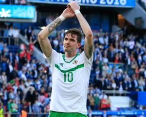 Northern Ireland's Kyle Lafferty expects to leave Norwich this summer