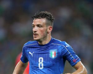 Alessandro Florenzi suffers major knee injury