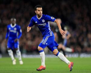 Chelsea's Pedro claims winning runs in England are more difficult than in Spain