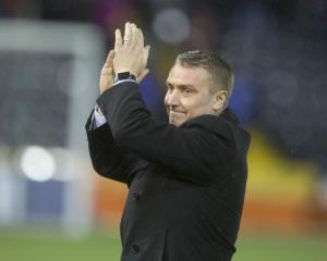 Kilmarnock boss Lee Clark: Rangers management didn't voice any pitch concerns